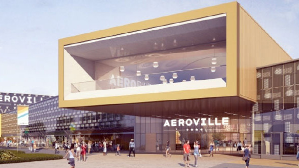 A roville h ho - Roissy centre commercial ...